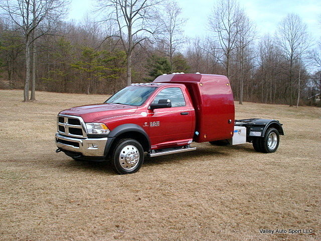 3c7wrndl4fg688934 Dodge Ram 5500 Hot Shot Hauler 4x4 W