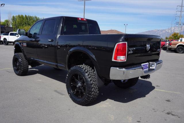 3c6ur5fl5gg268402 Dodge Ram Crew Cab Laramie 4x4 Cummins