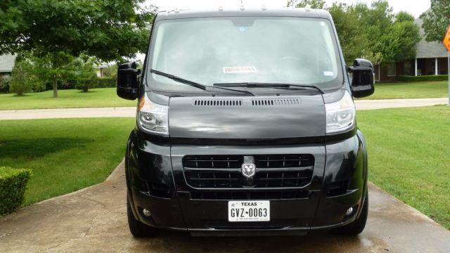 3c6trvag5ee131166 dodge ram promaster 2014 sherrod conversion 7 passenger wagon van low mileage. Black Bedroom Furniture Sets. Home Design Ideas