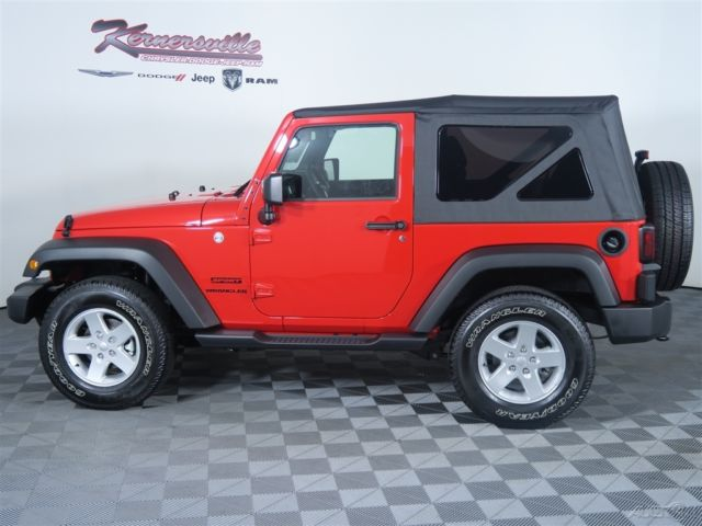 1c4ajwag7gl265653 Easy Financing New Red 2016 Jeep
