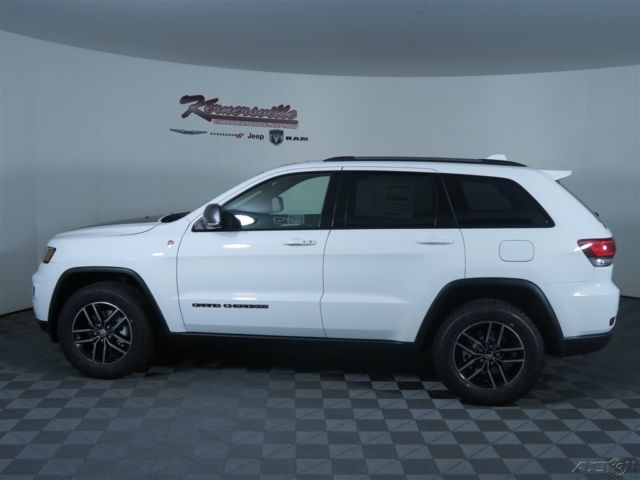 easy financing new white 2017 jeep grand cherokee trailhawk suv 4wd 3. Cars Review. Best American Auto & Cars Review