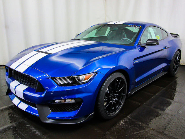 Ford Shelby Gt350r Interior >> 1FA6P8JZ3H5522661 - Electronics Pkg~Navigation~Recaro Seats~Lightning Blue~White Stripes~Car Cover