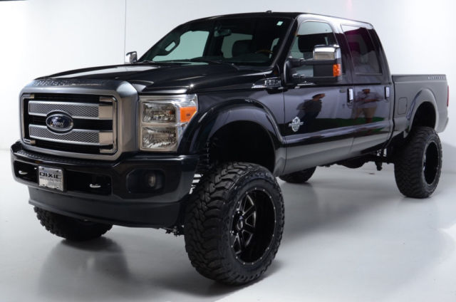 1ft8w3bt9fea73812 F350 Platinum 6 Inch Lift 22s With 27