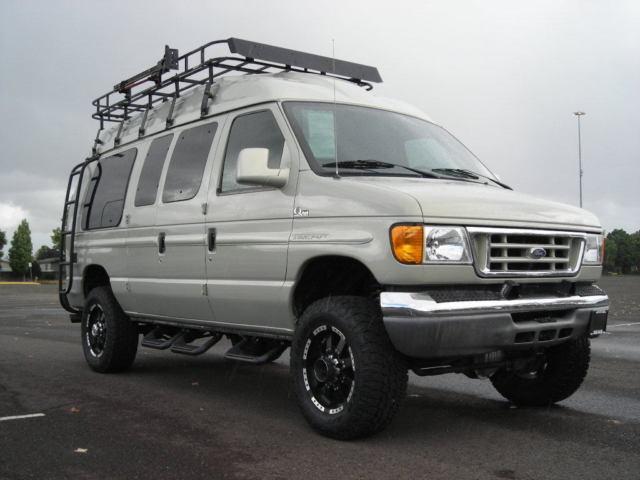 1fdse34s34ha70280 Ford E 350 Super Duty 4x4 Quigley