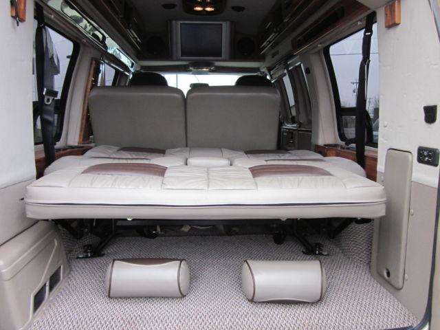 ford e350 4x4 passenger van