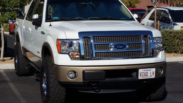 2012 ford f 150 lariat 4x4 ecoboost
