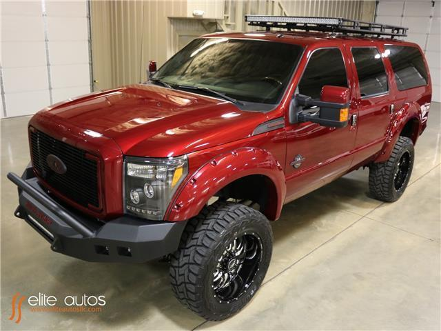 1ft7w2bt7feb76989 Ford F 250 Platinum Diesel Custom