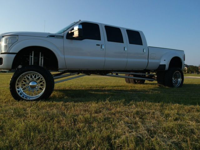 1ft8w3dt1feb39542 ford f 350 platinum 4x4 diesel dually 6 door lifted badass show truck. Black Bedroom Furniture Sets. Home Design Ideas