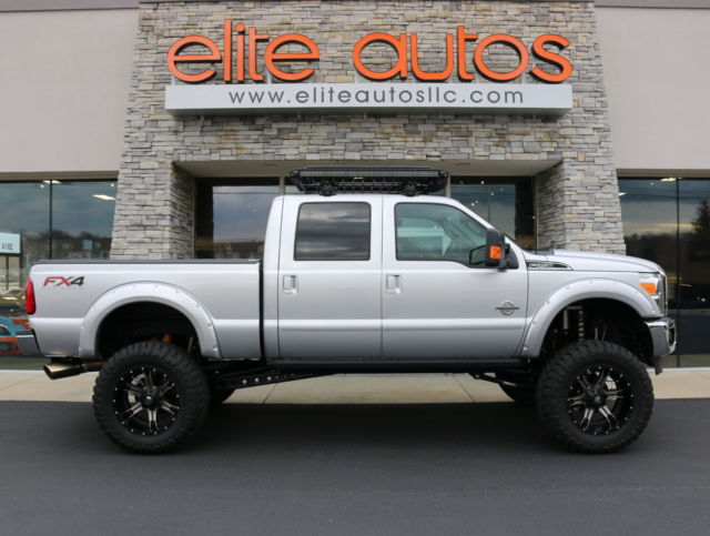 Ford F250 Monster 10 Inch Fabtech Lift 22 Inch Fuel Wheels