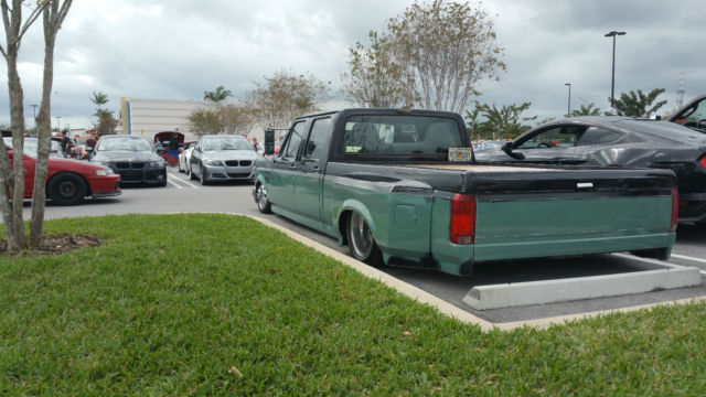 Used F350 For Sale >> 2FTJW35G1PCB31225 - Ford F350 BAGGED Dually - COLD A/C!