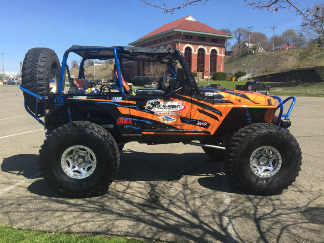 Tj Rock Crawler : J fa s yp genright custom built jeep quot tiger