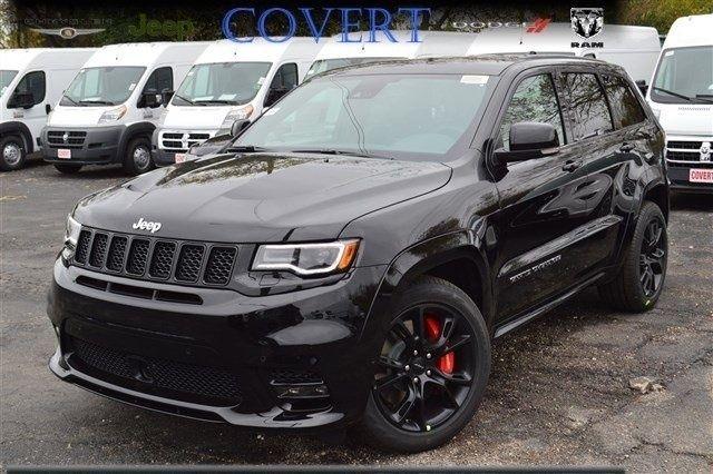 jeep srt cherokee grand suv v8 4wd 16v automatic 4l