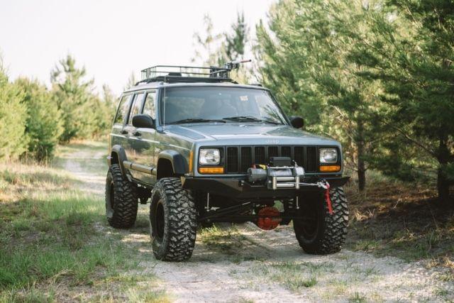 Cherokee Xj For Sale >> 1J4FJ68S4VL581924 - JEEP CHEROKEE XJ FRESH 2X BUILD OUTSTANDING LOW MILES GUNMETAL SPORT