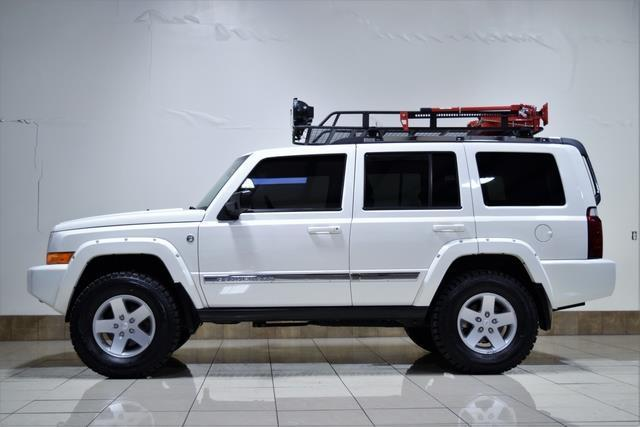 1j8hg582x6c311291 Jeep Commander Limited Lifted Quadra