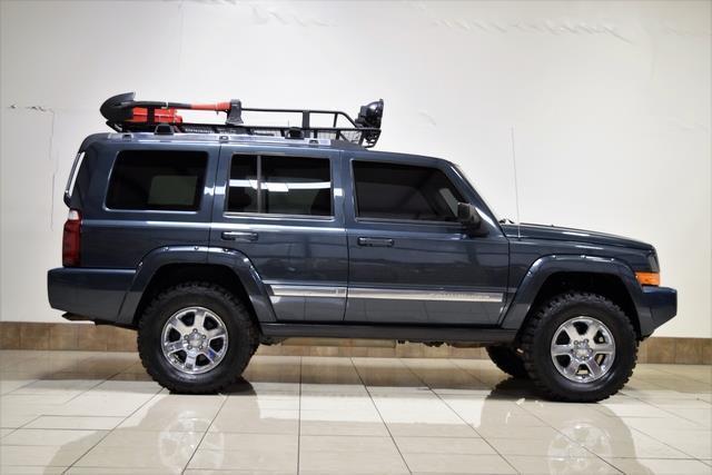 Jeep Commander For Sale >> 1J8HG58246C364701 - JEEP COMMANDER LIMITED QUADRA DRIVE II HEMI LIFTED 4X4 LOW MILES FULLY LOADED