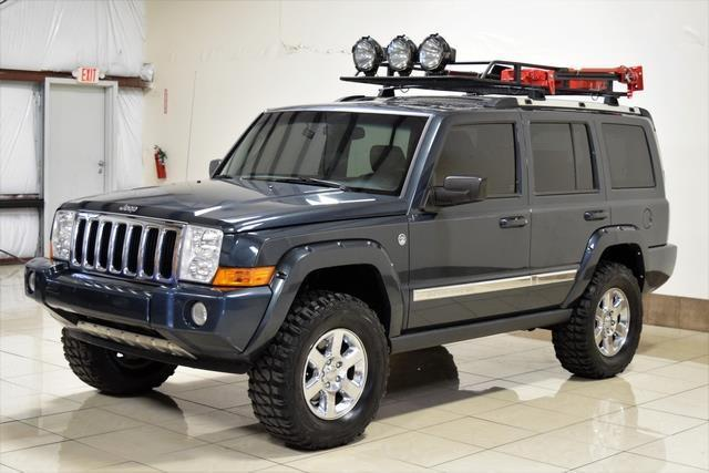 1J8HG58246C364701 - JEEP COMMANDER LIMITED QUADRA DRIVE II ...