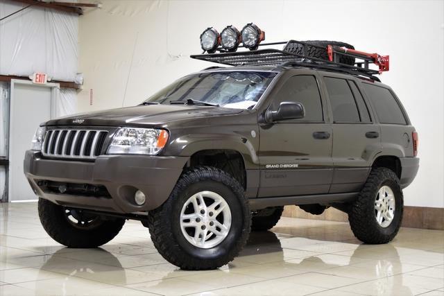 1j4gw48n24c404890 Jeep Crand Cherokee Laredo 4wd Quadra