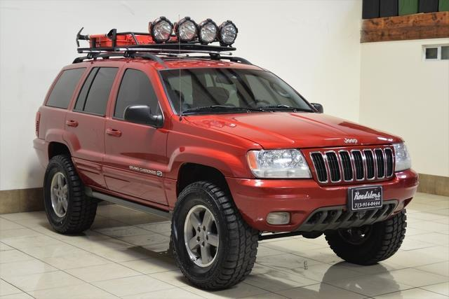 jeep grand cherokee 4wd overland quadra drive lifted off road low miles clean 1j8gw68j42c155934 used cars for sale from usa