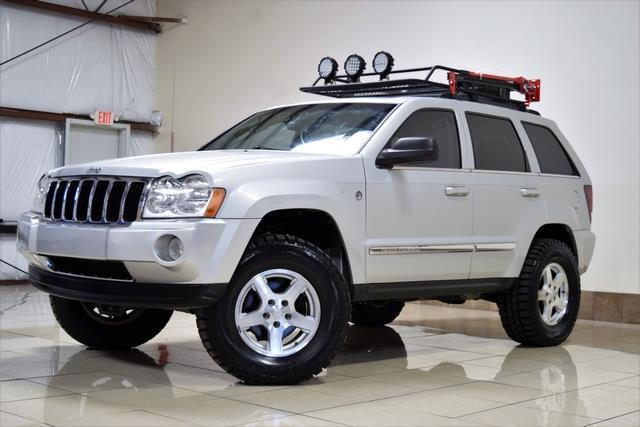 jeep grand cherokee limited lifted 4x4 off road lights low miles super. Cars Review. Best American Auto & Cars Review