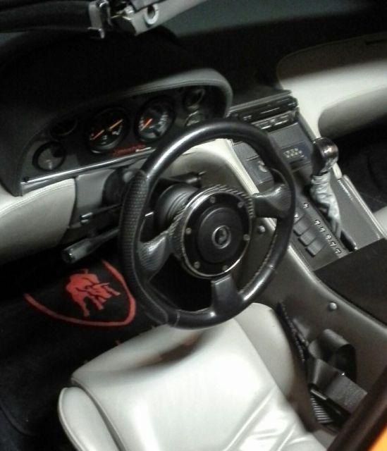 1g2pe11r7hp234338 Lamborghini Diablo Vt Roadster Replica