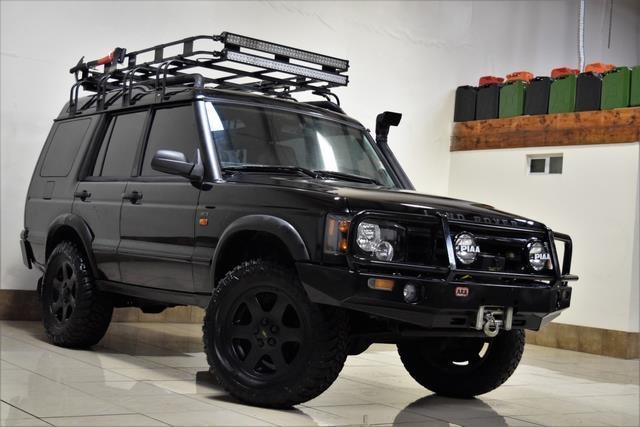 Range Rover 3rd Row >> SALTW19454A857043 - LAND ROVER DISCOVERY 2 SE7 LIFTED FULLY LOADED LOW MILES 3RD ROW SEATS ROOF RACK