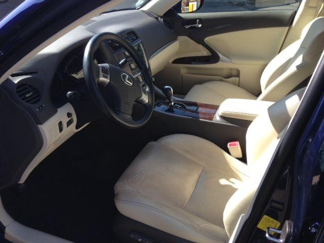 Lexus Pre Owned >> JTHCF5C21C5055147 - Lexus IS250 AWD Navy Blue, Sedan, Four ...