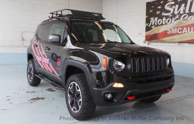 Jeep Renegade Trailhawk For Sale >> LIFTED SUPER CLEAN JEEP RENEGADE ___ HUGE JEEP SALE WE TAKE TRADES - ZACCJBCT9FPB21561
