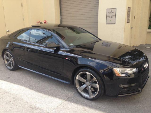 WAUCGAFRXEA067854 - Low Mileage, Fully Loaded 2014 Audi S5 Premium