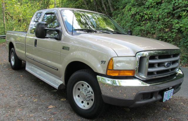 1999 ford f250 xl triton v8