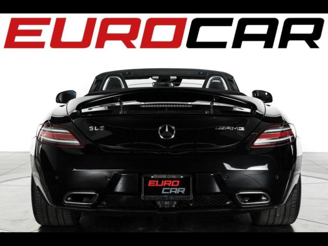 WDDRK7HA8CA007354 - Mercedes-Benz SLS AMG - Low milage, carbon fiber ...