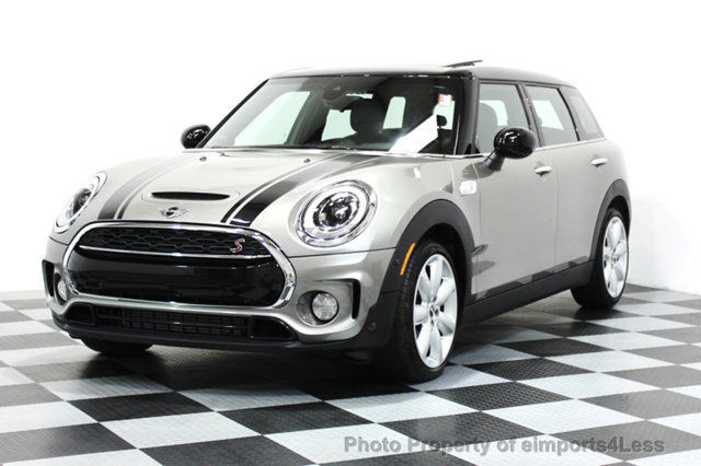 Wmwln9c55g2b31708 Mini Cooper Clubman Melting Silver With 10180