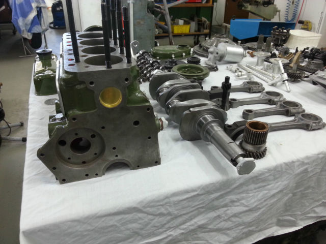 how to tell a genuine cooper s engine block