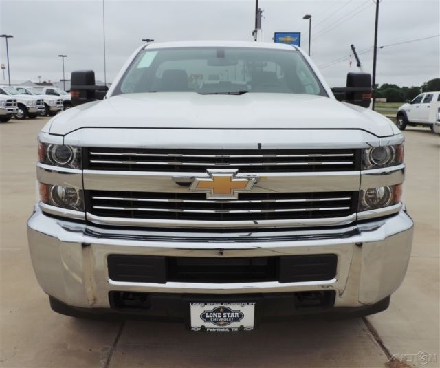 1GC0CUEG7GZ173895 - New 16 Chevrolet Silverado 2500HD ...