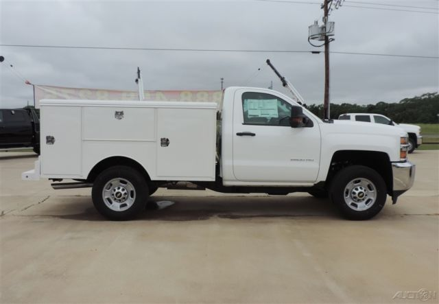 Chevy 2500 Work Truck For Sale