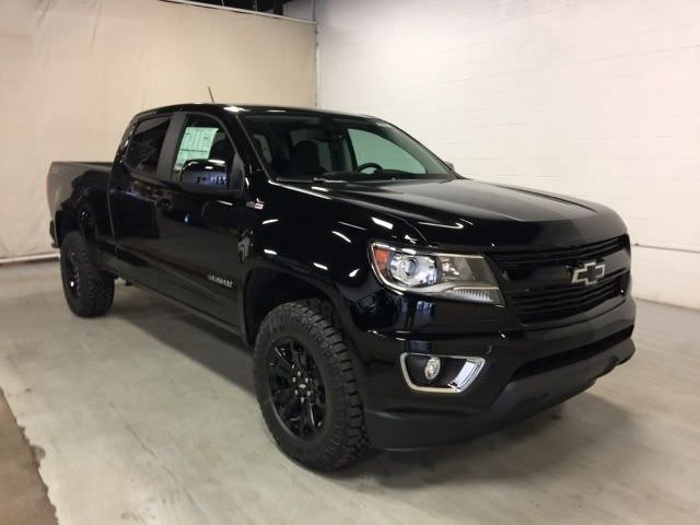 1gcptde14g1369074 New 2016 Chevrolet Colorado Z71 24 Miles Black
