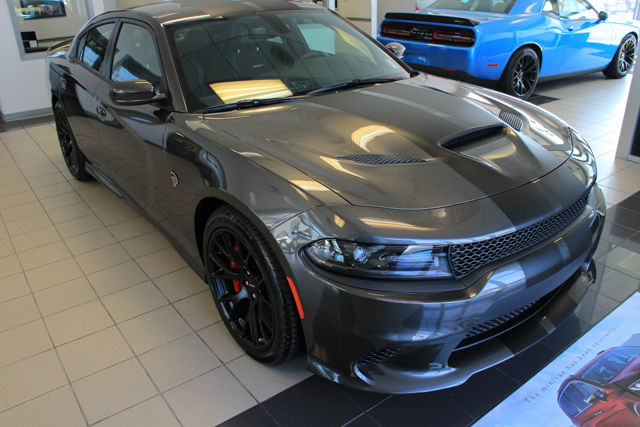 Hellcat For Sale >> 2C3CDXL90GH276242 - NEW 2016 Dodge Charger SRT Hellcat ...
