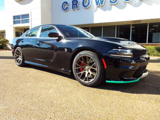 2c3cdxl97hh514671 - New 2017 Charger SRT HellCat Brass ...
