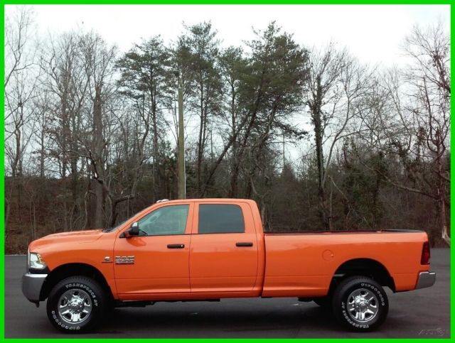 3c6ur5hl3hg611495 new 2017 dodge ram 2500 4wd 4dr 6 7l cummins diesel lwb omaha orange free ship. Black Bedroom Furniture Sets. Home Design Ideas