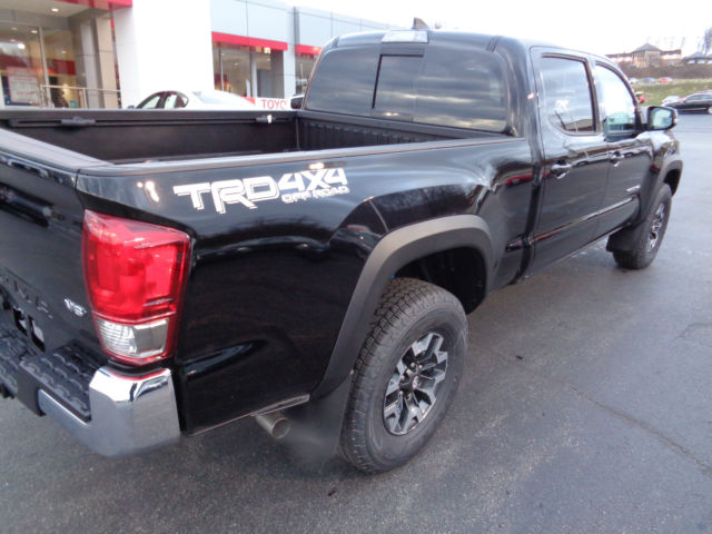 Toyota Tacoma Double Cab Long Bed Trd Off Road