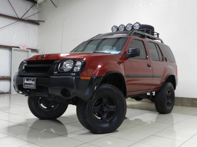 Off Road Tires For Sale >> 5N1ED28Y14C650827 - NISSAN XTERRA XE 4X4 LIFTED ROOF BSKT OFF ROAD LIGHT