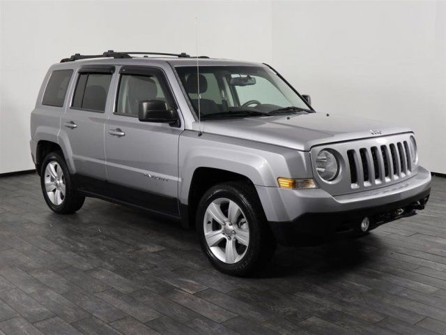 jeep patriot latitude fwd lease unleaded regular only