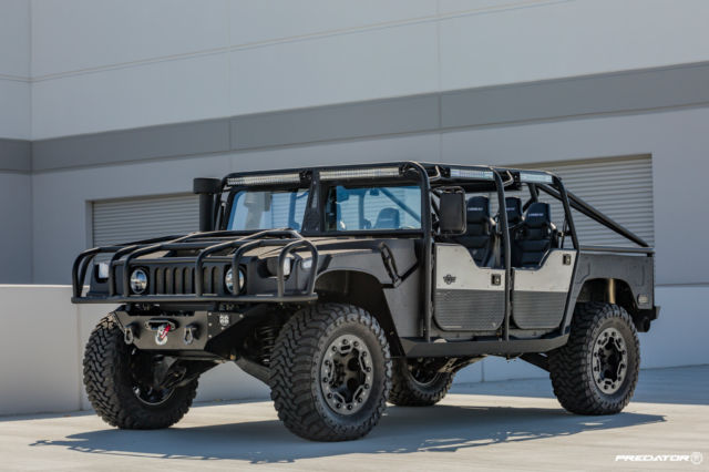 11111111111111111 One Of A Kind 1994 Amg Hummer H1 Hmmwv