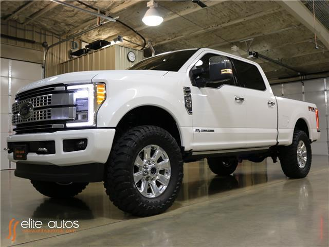 1ft7w2bt0heb32819 platinum ultimate hard loaded lift with 37 inch tires surround view camera