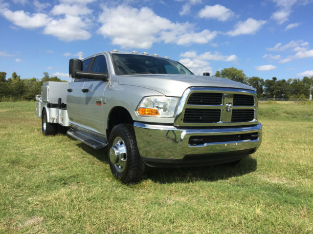 dodge 3500 dually diesel 4x4 welding rig truck for sale autos post. Black Bedroom Furniture Sets. Home Design Ideas