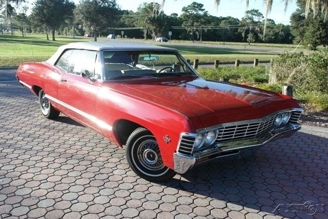 164677d184180 rare 1967 chevrolet impala convertible 275 horsepower chevy 327 v8 automatic. Black Bedroom Furniture Sets. Home Design Ideas