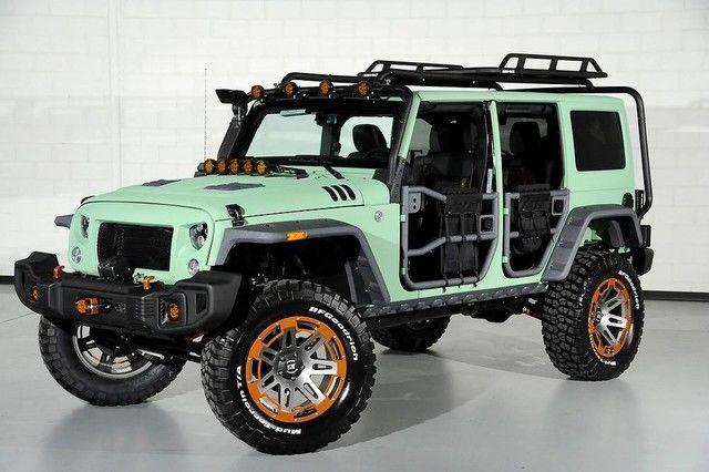 1c4hjwdg7gl188244 starwood custom jeep wrangler kevlar lifted gps