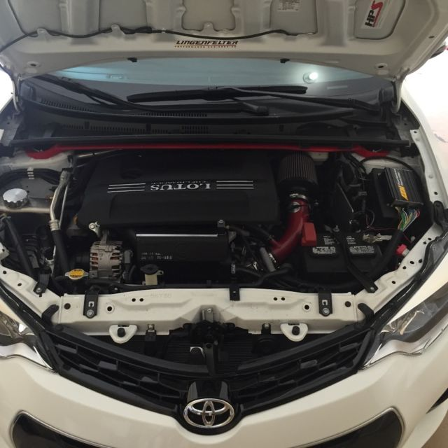SUPERCHARGED 2014 Toyota Corolla S