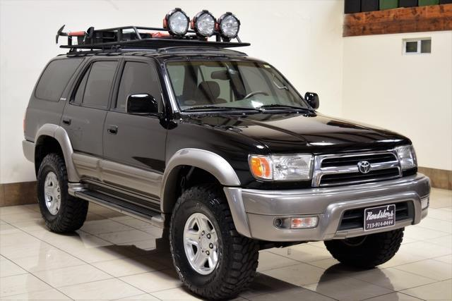 Lifted 4runner For Sale >> JT3HN87RXY9043070 - TOYOTA 4RUNNER LIMITED LIFTED AWD BLACK ON TAN ROOF RACK OFF ROAD FULLY LOADED
