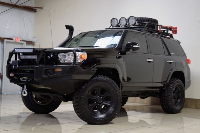 Jtebu5jr6d5128318 Toyota 4runner Off Road Lifted Icon