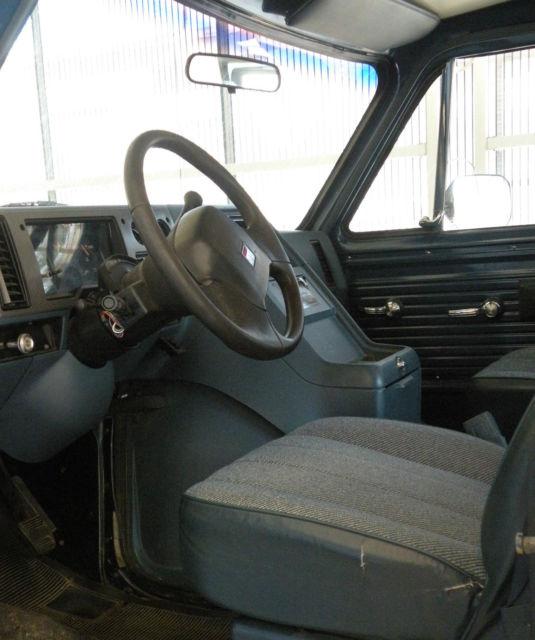 1992 Gmc Safari Cargo Interior: Turn KeyShorty Van1992 GMC/Chevy